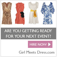 Girl Meets Dress Are you getting ready for your next event?