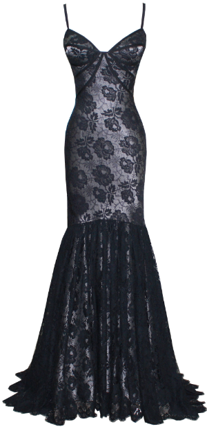 Dina Bar El Louise Gown 2 Advent Day 20   Guest Blogger Lisa Pounder Talks Fabulous Ball Gowns!