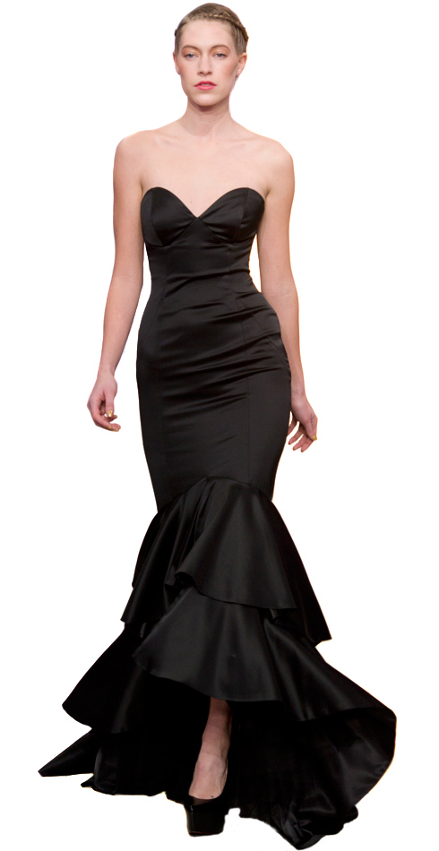 london shopping evening dresses