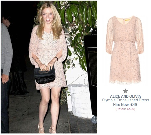 Francesca Fisher-eastwood 5th may alice and olivia