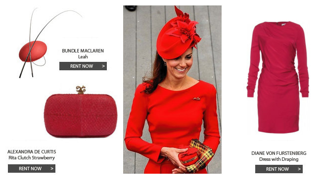 Red Lady Wedding Cool   3 Wedding Guest looks for under £100
