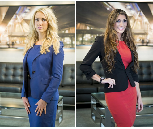 the apprentice | Girl Meets Dress