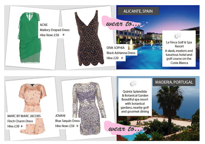 secret escapes 2 Secret Escapes and your perfect holiday looks for summer