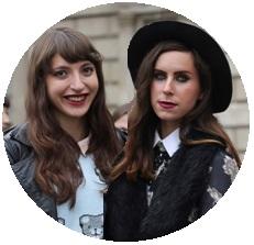 Amy and Naomi