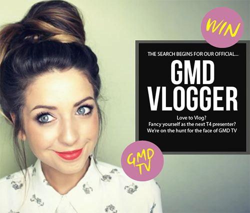GMD Were on the hunt for the face of GMD TV!