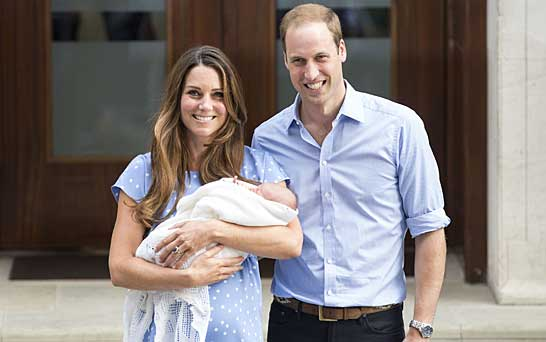 royal baby george