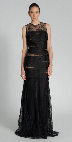 12343 Long Black Evening Dresses to Flatter
