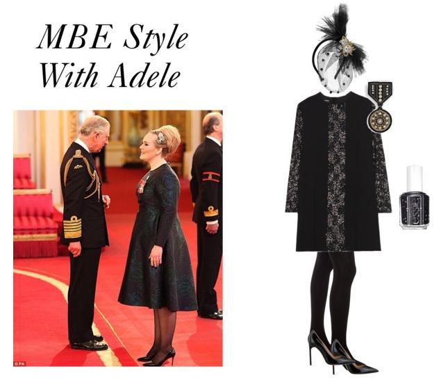 Adele Adeles MBE Style