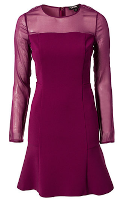 DKNY Peplum Advent Calender Day 4   Guest Blog By Sammy at Blue Bow.co.uk