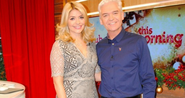 Holly Willoughby This Morning Girl Meets Dress3 Holly Willoughby Steals The Show Wearing Girl Meets Dress On This Morning