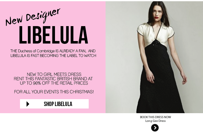 LIBELULA GIRL MEETS DRESS Welcome Libelula to Girl Meets Dress!