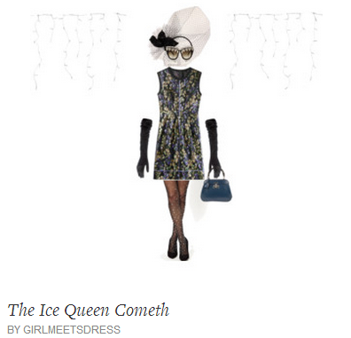 Polyvore6 Advent Day 24   Renting Dresses For The Coming Season
