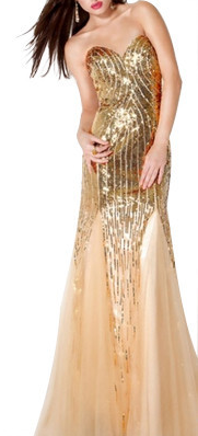 jovani Advent Day 20   Guest Blogger Lisa Pounder Talks Fabulous Ball Gowns!