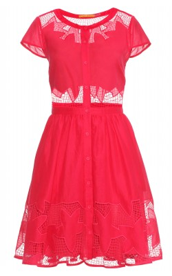 Alice and Olivia Papina Dress