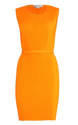 Stella McCartney Pleated Stretch Dress