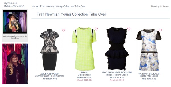 FNY Shop Fran Newman Youngs GMD Collection!
