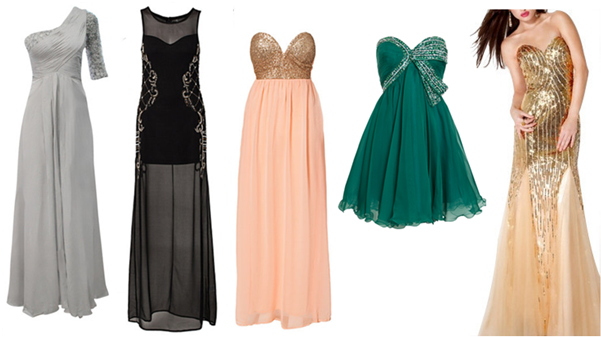 gowns for blog The Best Embellished Prom Dresses by Sophie Parker