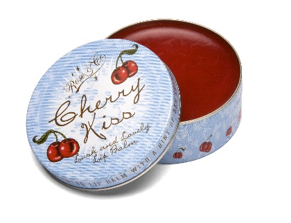 Cherry Kiss balm open1