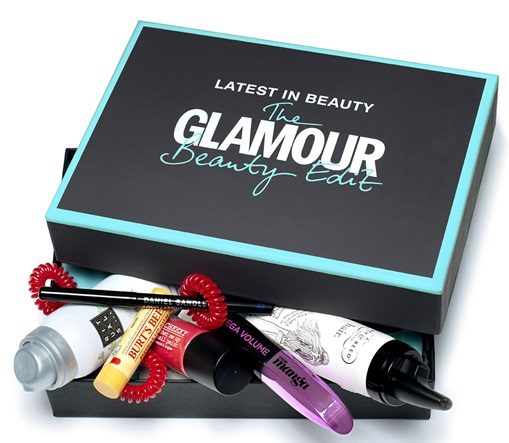 GlamourBox Small 1 Psst... Discover Beautys best kept secret