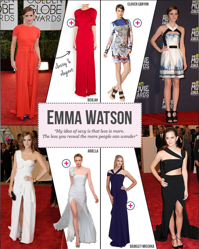 140428 Emma Watson Prom Like A Celebrity   Emma Watson, Taylor Swift and Selena Gomez