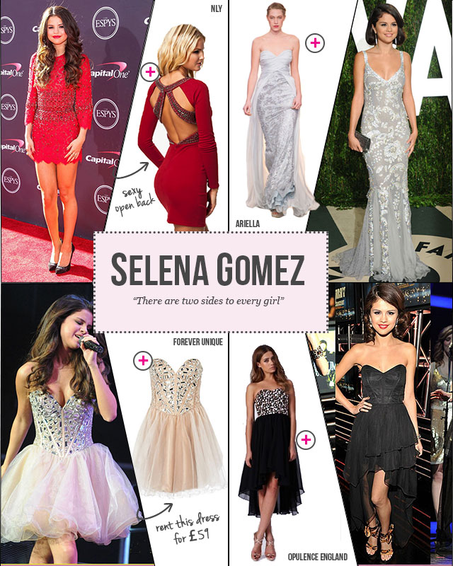 140428 Selena Gomez Prom Like A Celebrity   Emma Watson, Taylor Swift and Selena Gomez