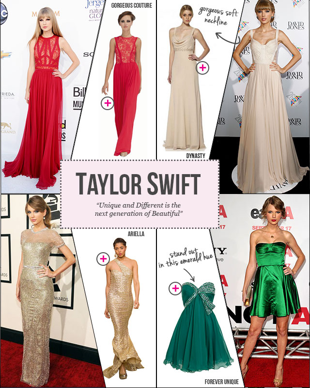 140428 Taylor Swift Prom Like A Celebrity   Emma Watson, Taylor Swift and Selena Gomez