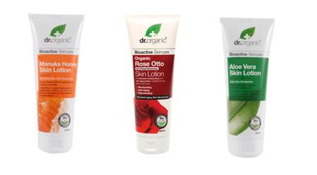 Dr Organic NEW SAMPLES: Dr Organic