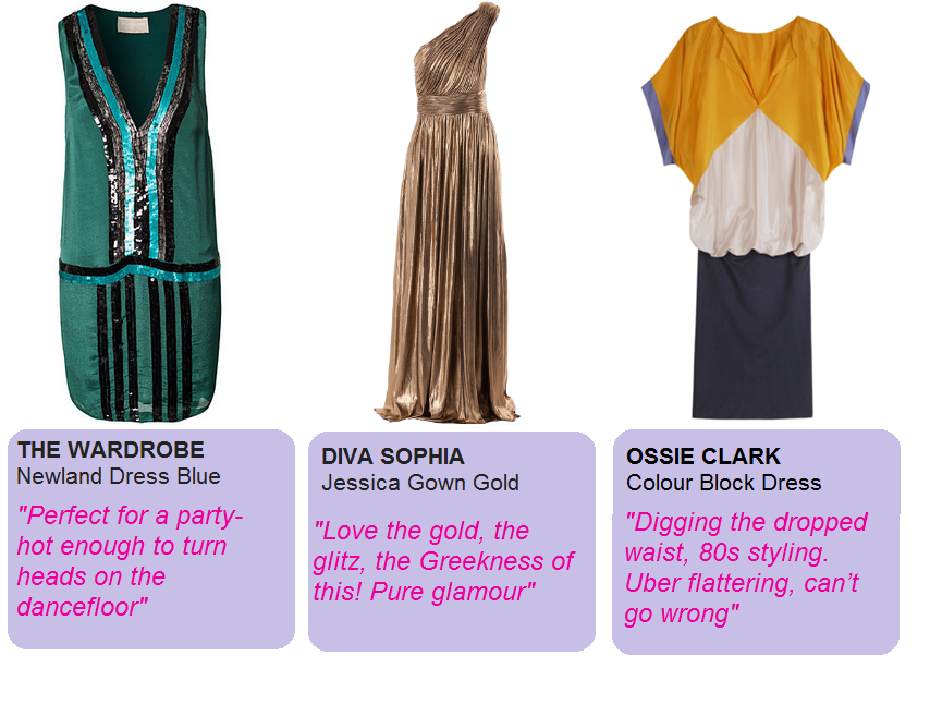 Sara Darling First 3 Guest Style Picks: Sara Darling