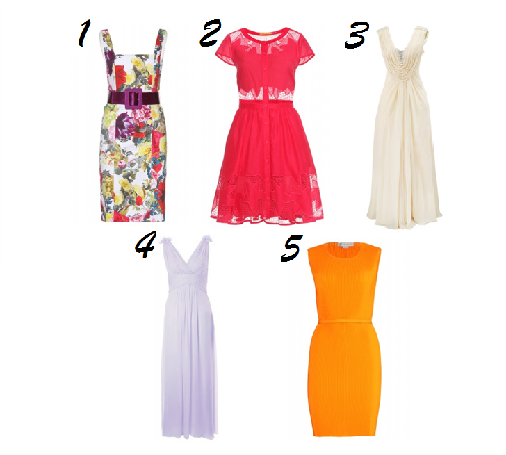 Wedding Boutique Top 5 Dresses for Wedding Season