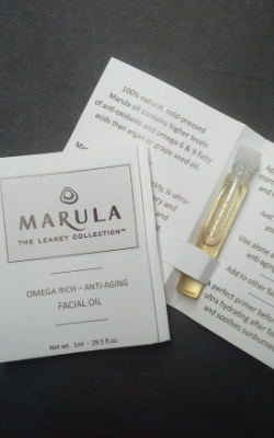 Marula1 New Samples: Marula Oil
