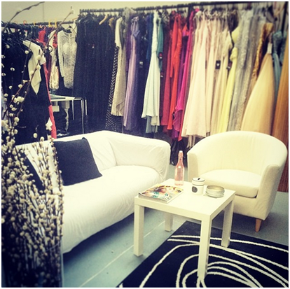 lalal Play Dress Up at Our London Showroom