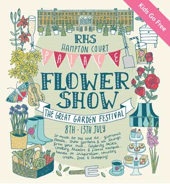 RHS Flower Show GMD post