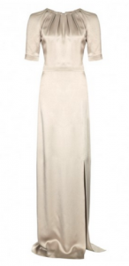 Beulah London Silver Painted Lady Girl Meets Dress Hire large1 146x300 Be the Belle of the Ball: Metallic Prom Dresses