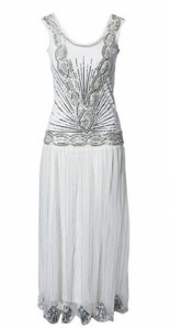 Frock and Frill Zelda Maxi dress large 155x300 Fur, Feathers and Glitz: Evening Dresses for a Gatsby Party