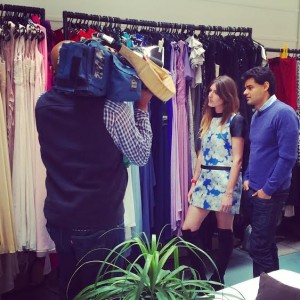 Girl Meets Dress Anna Bance and Xavier de Lecaros Aquise2 300x300 CNN Interview with Girl Meets Dress Co founders