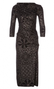 Vivienne Westwood Anglomania Taxa Jersey Dress large 183x300 Cocktail Party Dresses with Long Sleeves: The Chill Edit