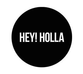 Hey!Holla