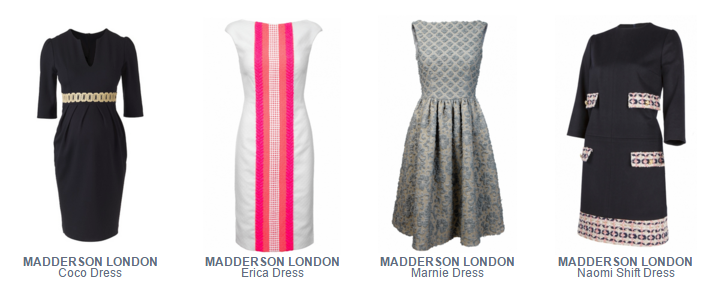 Madderson London Kate Middleton Naomi Dress Girl Meets Dress