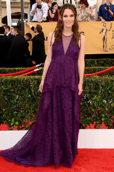 Keira Knightley Erdem Best of The 2015 SAG Awards Dresses