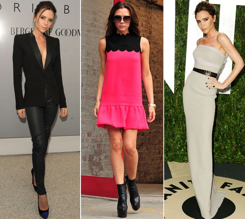 Victoria Beckham Girl Meets Dress