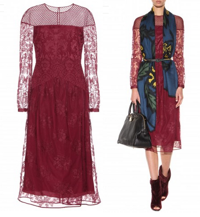 Burberry Dress Girl Meets Dress