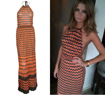 Millie Mackintosh M Missoni Dresses Girl Meets Dress