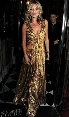 Kate Moss Marc by Marc Jacobs Girl Meets Dress