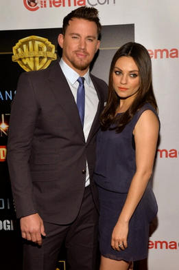 Mila Kunis ACNE Dresses Girl Meets Dress