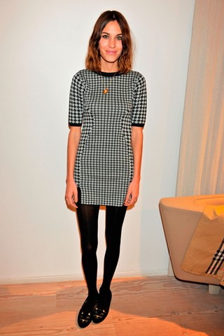 Alexa Chung ACNE Dresses Girl Meets Dress