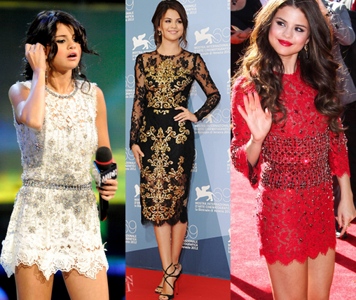 Dolce & Gabbana Dresses Girl Meets Dress Selena Gomez
