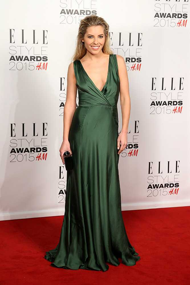 ELLE Style Awards Mollie King Girl Meets Dress