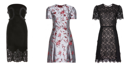 ELLE Style Awards Dresses Erdem Girl Meets Dress