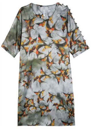 Erdem Mayken Sleeve Dress large Erdem Dresses Available to Hire at Girl Meets Dress
