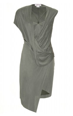 Helmut Lang Dresses Girl Meets Dress